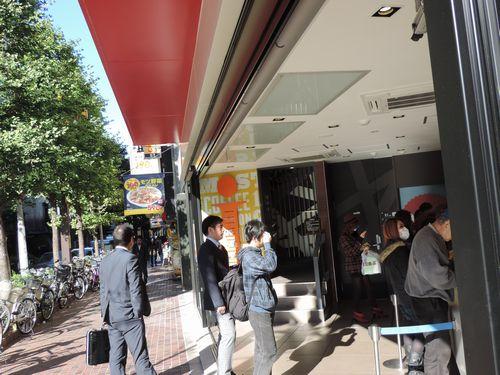マクドナルド 西武新宿店