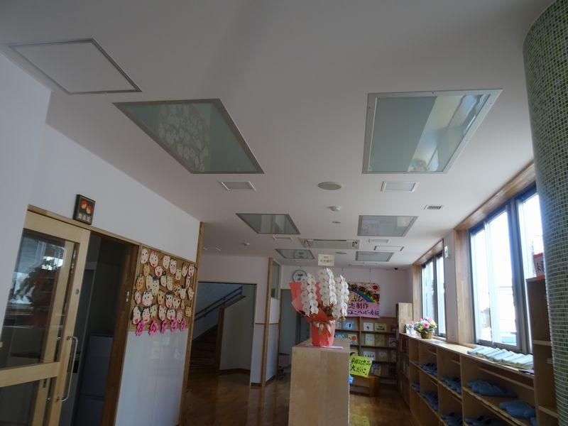 新潟県 小千谷市 つくし幼稚園