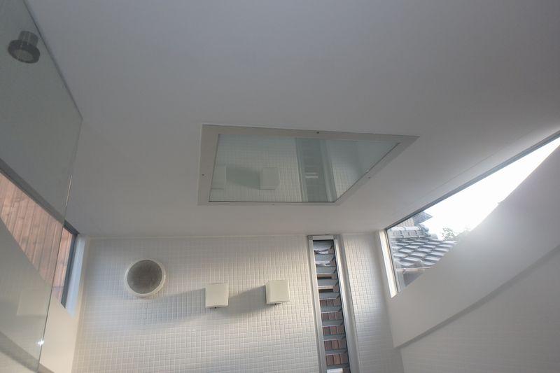 浴室遠赤外線暖房 某邸様 神奈川県 大磯町 ほか