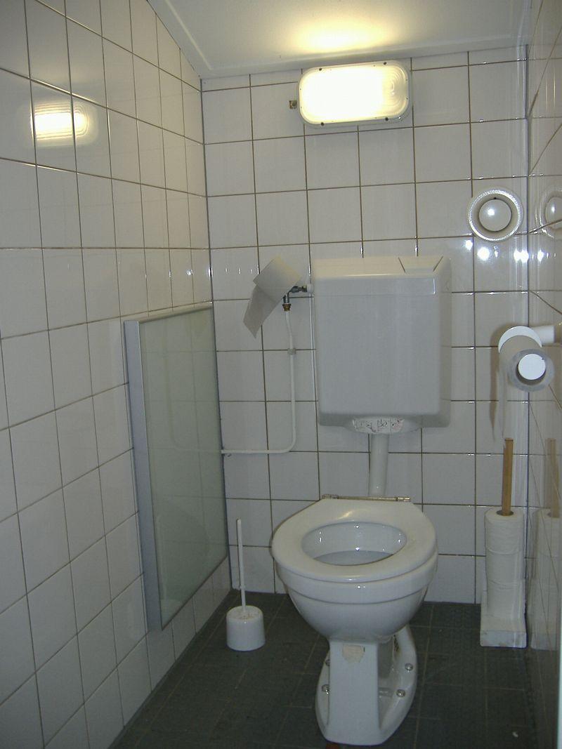 トイレに遠赤外線暖房です